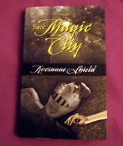 Save Magic City Rocsanne Shield