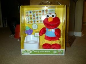 Potty Time Elmo Hasbro