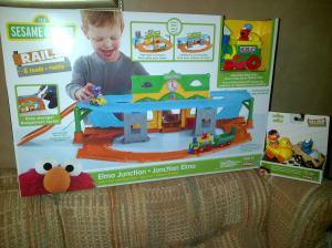 Hasbro Playskool Elmo Junction